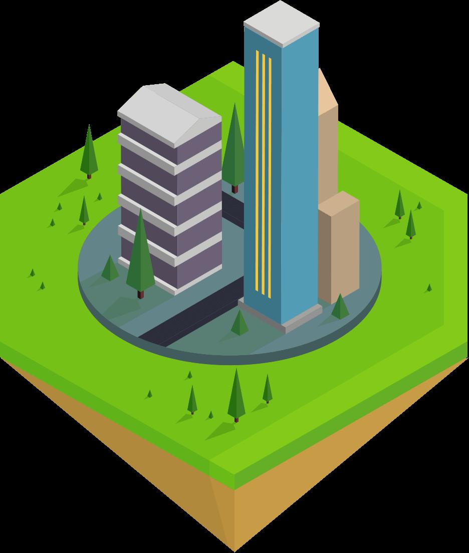 NationalGrid GridMania app city scene