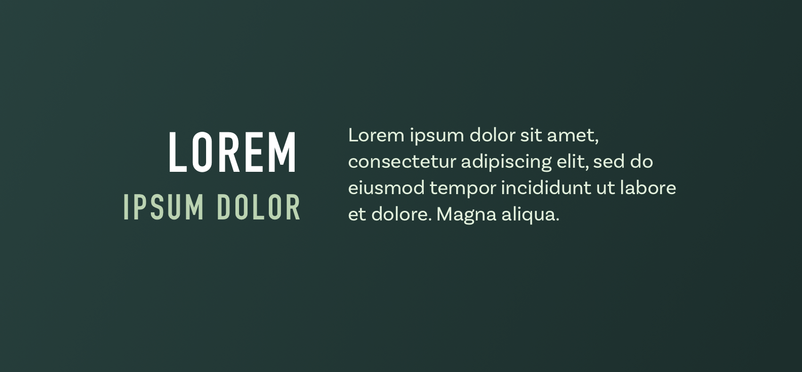 10 Awesome Font Pairings For Your Next Web Project