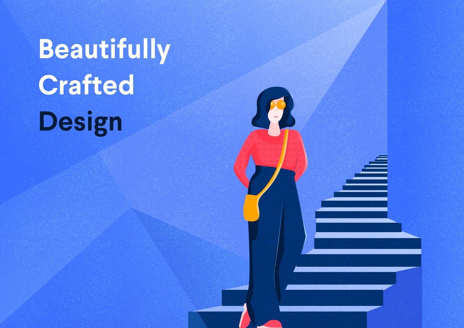 Beautifully Crafted Design Illustration