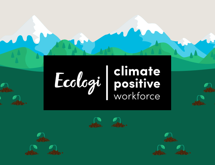 Rareloop, a climate positive workforce. In partnership with Ecologi.